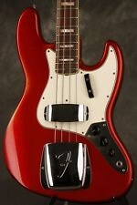 original 1967 Fender Jazz Bass custom color CANDY APPLE RED!!! w/HANG TAG!!!