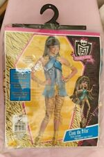 Monster High Cleo de Nile Child Costume Fancy Dress Halloween Mummy Large 8-10