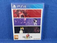 ps4 FINAL FANTASY VIII 8 Remastered NEW & Sealed REGION FREE PAL EXCLUSIVE PS5