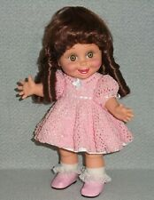 Debby ** DOLL WIG ** Size 12 Long Wavy Blonde fits Baby Face