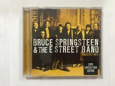 BRUCE SPRINGSTEEN & THE E STREET BAND GREATEST HITS 2009 LIMITED SONY MUSIC LIVE