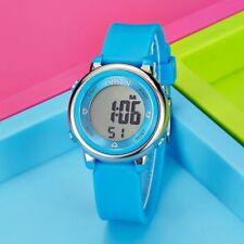 OHSEN 1605 Digital Kinder Uhr Stoppuhr Sportuhr Alarm Armbanduhr Wasserdichte .