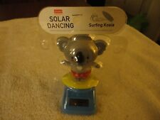 New Solar Powered Dancing Fun Surfing Koala.  Toys, collectibles, games