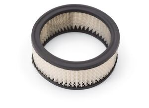 """Edelbrock 1219 Air Filter Cleaner Element for Air Cleaner Assembly -2x6"""""""