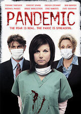 DVD: Pandemic, Armand Mastroianni. Very Good Cond.: Shashawnee Hall, French Stew
