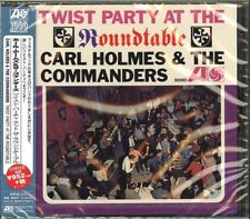 CARL HOLMES & THE COMMANDERS -TWIST PARTY AT THE ROUNDTABLE-JAPAN CD Ltd/Ed B50