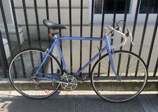 Rare vintage peugeot racing bike Sky Blue