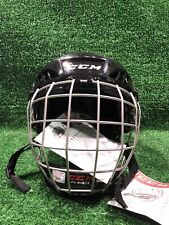 "Ccm FL40 Hockey Helmet Medium 6 7/8"" To 7 3/8"""