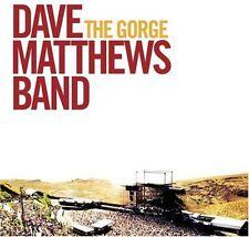 Live At The Gorge - Dave Band Matthews (2004, CD NEU) Jewel Case3 DISC SET
