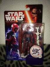 Star wars the force awakens  Guvian enforcer 3.75 inch   figure