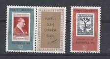 TURCHIA-TURKEY 1981 Balkanfila fa bf 22  MNH