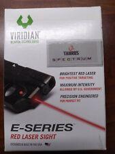 Viridian Technologies E-Series Red Laser Sight Taurus Spectrum .380