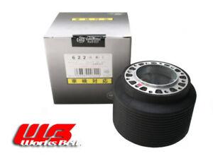 Works Bell Steering Wheel Boss Kit - Mitsubishi Galant/Legnum