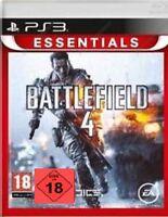PS3 Champ de bataille 4 BF4 TIREUR IV jeu pour Sony Playstation 3 PRODUIT NEUF