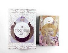 Tarot cards Moonchild Tarot Cards 81 card Deck & Guidebook 1st Edn