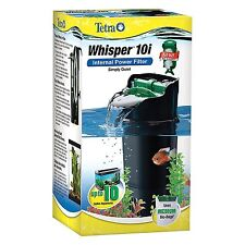 10 Ten Gallon Tank Filter Canister Water Aquarium Filtration Fish Turtle Reptile