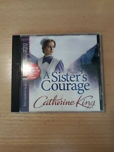 A Sister's Courage Catherine King MP3 CD Audio Book