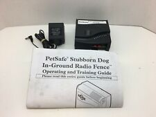 New listing Petsafe Rf-1010 Transmitter & Power Supply Only For Pet Containment