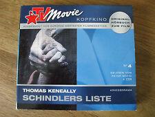 Schindlers Liste  -  von T. Keneally mit Peter Matic