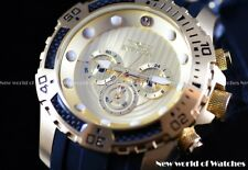 """Invicta Men's 51MM STAR WARS """"C3PO"""" Limited Edition Gold Chronograph Watch 26179"""