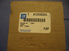 NOS Chevy Pontiac GM Camaro Monte Carlo Grand Prix Engine Oil Pump GM # 12555284