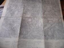 Vintage Original Antique Maps, Atlases Folding Map 1930-1939 Date Range and Globes