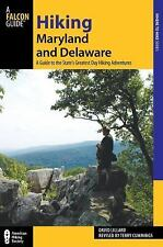 Hiking Maryland and Delaware: A Guide To The States' Greatest Day-ExLibrary