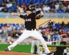 TOM KOEHLER MIAMI MARLINS SIGNED AUTOGRAPHED 8X10 PHOTO W/COA