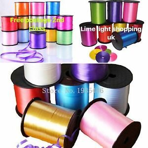 30m-50m curling RIBBON for  Gift Wrapping Party  Decoration and birthday party