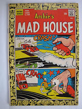 Archie's Madhouse #59 (Feb 1968, Archie) [FN- 5.5]