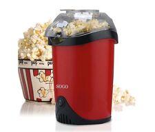 Maquina para hacer palomitas Sogo Ss-11310 1200w Palomitero Maiz cine en casa