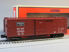 LIONEL FRISCO SCALE USRA DOUBLE SHEATHED BOXCAR o gauge train opening 6-81837