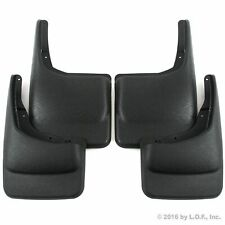 2004-2014 Ford F150 Mud Flaps Mud Guards Splash Guard Front Rear Molded 4pc Set