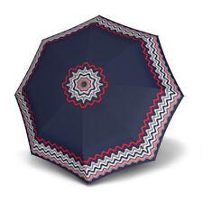 Umbrella by Knirps - T.200 Duomatic Keto Indigo (UV Protected)