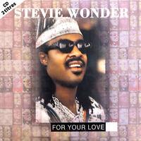 Stevie Wonder CD Single For Your Love - Europe (EX+/EX+)