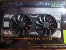 EVGA GeForce GTX 1070 FTW Gaming ACX 3.0 8GB Video Card