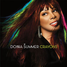 Donna Summer - Crayons (2008)  CD  NEW/SEALED  SPEEDYPOST