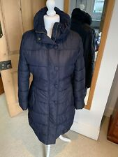 Joules Navy Blue Padded Quilted Coat 14
