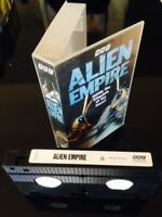 BBC Alien Empire VHS Documentary