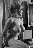 Vintage Margaret Nolan Nude Pin Up Photo 695 Oddleys Strange & Bizarre