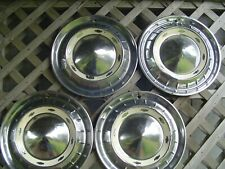 VINTAGE 1955 55 CHEVROLET CHEVY NOMAD BEL AIR BISCAYNE DELRAY IMPALA HUBCAPS