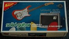Solid Guitar *-* Nichimo 1/8 scale__Japanese model kit
