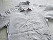 Issey Miyake IM product studio Japan light blue minor slim fit shirt