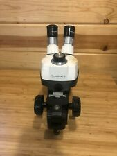 Bausch Amp Lomb Stereozoom5 Microscope Head 08 40x With2 X10x20l Olympus Eyepiece