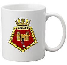 HMS SUFFOLK COFFEE MUG