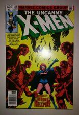 New listing Uncanny X-Men #134, June, 1980. Chris Claremont & John Byrne, Marvel Comics
