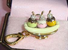 New Juicy Couture Banana Split Charm use W/Bracelet, Necklace or Handbag