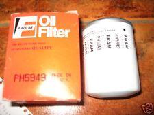 OIL FILTER - FITS: FIAT DOBLO / IDEA / STILO / BRAVO / BRAVA - PETROL (1999-ON)