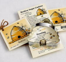 ANN CLARK~BEEHIVE~ tin cookie cutter~MADE IN USA (NEW)