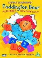 Paddington Bear - Alphabet Treasure Hunt (DVD, 2003)